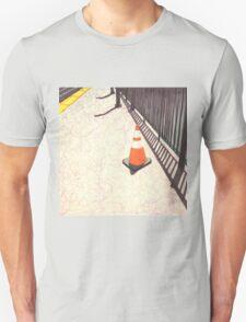 orange traffic cone T-Shirt