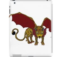 Leopard Dragon  iPad Case/Skin
