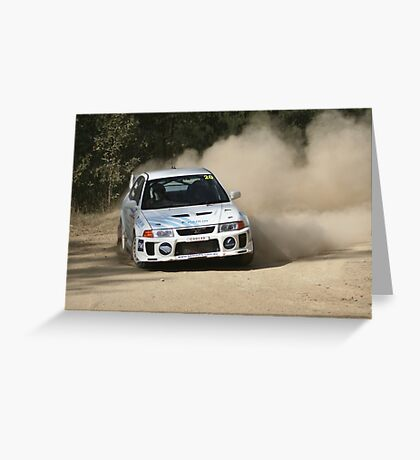 Evo Greeting Card