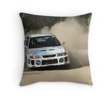 Evo Throw Pillow