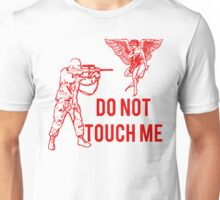 Cupid Do Not Touch Me Unisex T-Shirt