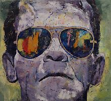 Frankenstein by Michael Creese