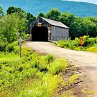 A Country Road by Kathleen Daley