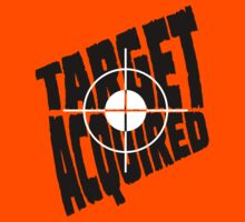 Target Acquired by artbyguenther