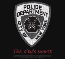 The City's Worst by BrokenYokeEnt