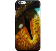 The Eye of Smaug iPhone Case/Skin