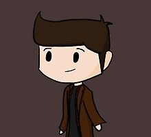 Chibi Dean Winchester by Diddlys-Shop