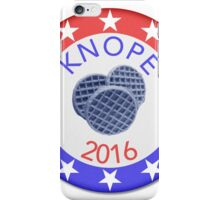 Knope 2016 iPhone Case/Skin