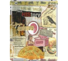 This Is History.. iPad Case/Skin