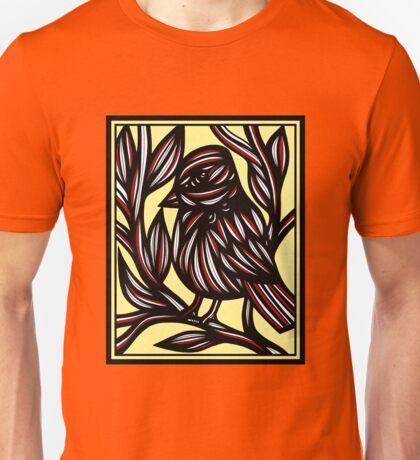Bird Artwork, Illustration Bird Unisex T-Shirt