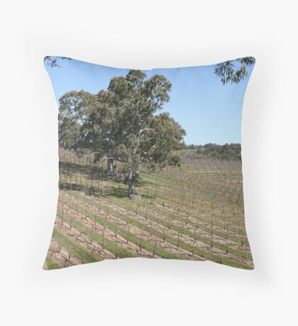 """Kenton Valley"" Throw Pillow"