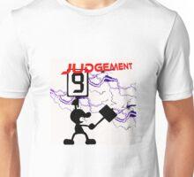 Mr. Game and Watch Judgement Unisex T-Shirt