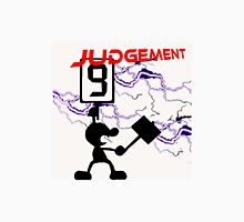 Mr. Game and Watch Judgement Unisex T-Shirt