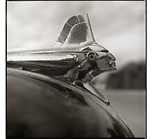 pontiac indian • dijon, burgundy • 2006 Photographic Print