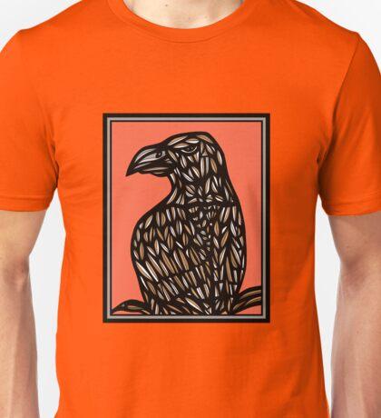 Eagle, Hawk, Artwork Unisex T-Shirt