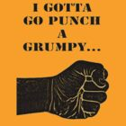 Punch A Grumpy by Marc Payne Photography