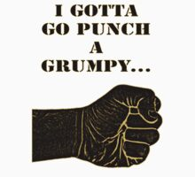 Punch A Grumpy Kids Clothes