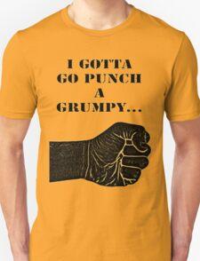 Punch A Grumpy T-Shirt