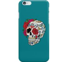 Heartbreak Sugar Skull iPhone Case/Skin