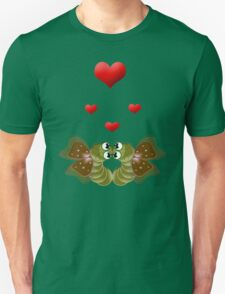 Caterpillar's love T-Shirt