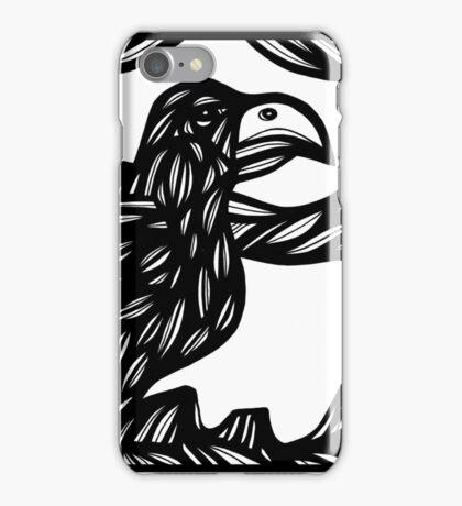 Bird Artwork, Illustration Bird iPhone Case/Skin