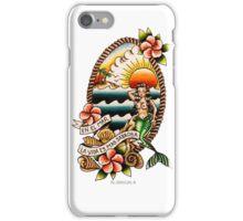 En el Mar la Vida es Mas Sabrosa iPhone Case/Skin