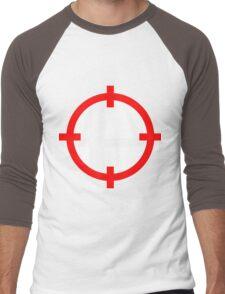 Smash Bros. Duck Hunt Men's Baseball ¾ T-Shirt