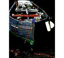 """Row Boat 2"" Photographic Print"