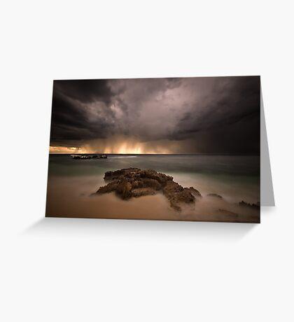 Trigg Beach Greeting Card