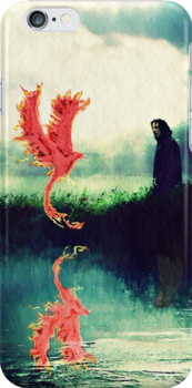 """""""New Master"""" Snape and Fawkes by scatharis"""