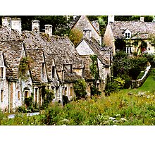 """Cottage Life"" Photographic Print"