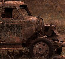 Rust and Rain by Ron C. Moss