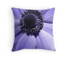 Velvet! Throw Pillow