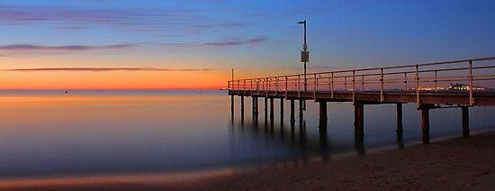 Esplanade Jetty - Rockingham Western Australia  by EOS20