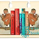 B is for Bookends by Margaret Orr
