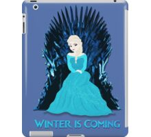 Game of Thrones: Elsa is Coming (Frozen) iPad Case/Skin