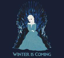 Game of Thrones: Elsa is Coming (Frozen) T-Shirt