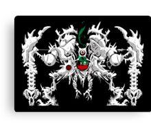 Killbot 07 - Ramshackle Canvas Print