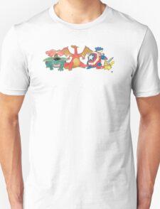 Pokevengers T-Shirt