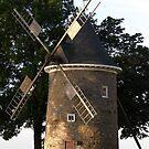Moulin a vent by snowbird