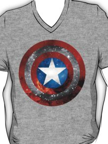 Captain America's Space Shield T-Shirt