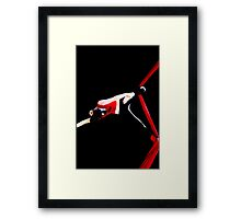 Stretch It Out Framed Print