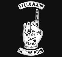 Ring Bearer Hand by Olipop