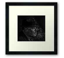 Stoogey Framed Print