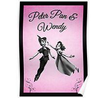 Peter Pan & Wendy - Disney Poster