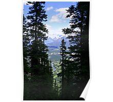 Hidden Panoramic Poster