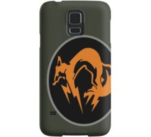 Fox Samsung Galaxy Case/Skin