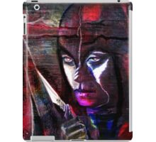 She iPad Case/Skin