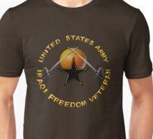 Iraqi Freedom Veteran Unisex T-Shirt