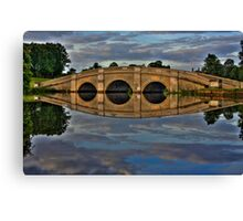 Daytime Reflections Canvas Print